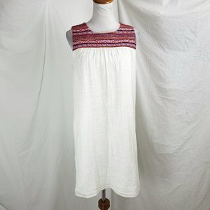 C&C California Dress Tunic S Mexican Embroidered